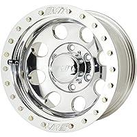 "Mickey Thompson Classic Lock Wheel with Polished Finish (16x10""/8x6.5"")"