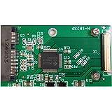 mSATA SSD→ZIF/CE変換アダプター PA6007 KINGSPECJP