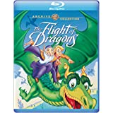 The Flight of Dragons (1982) [Blu-ray]