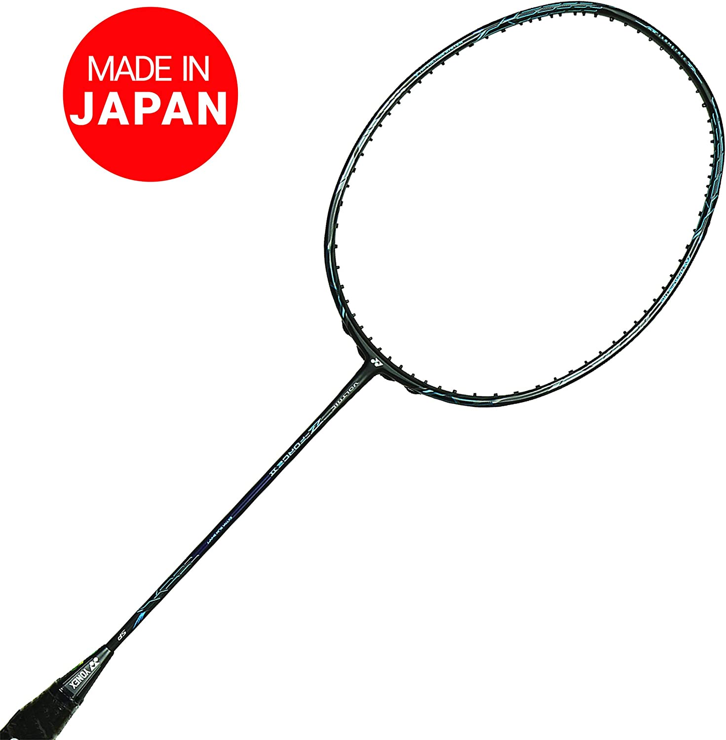 Yonex Badminton Rackets Voltric Z Force II 2 White Racquets With Free Gift Pack