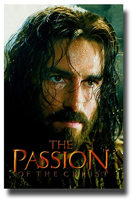 The Passion of Christ movie poster print