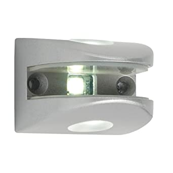 glass shelf lighting. Shine Shelf Clip Light For Glass Shelves (warm White, Aluminium, LED, 12v, 1.5w, DRIVER REQUIRED): Amazon.co.uk: Lighting