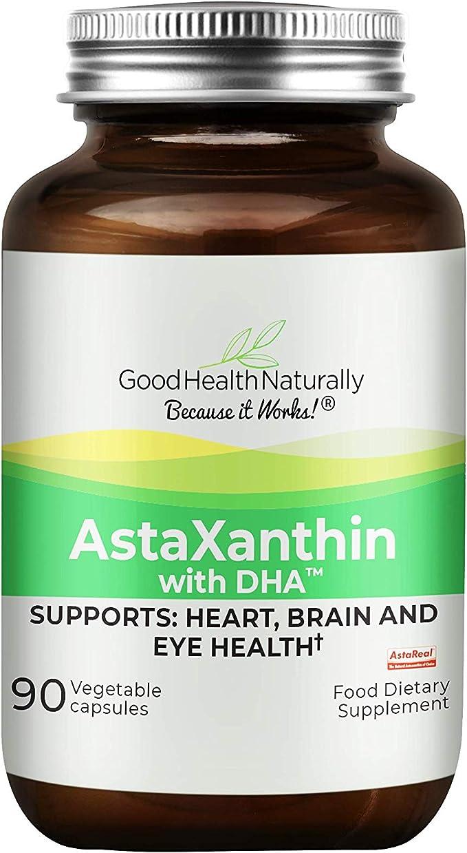 astaxanthin perfect health diet