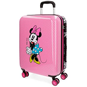 Minnie Bagage enfant, 55 cm, 38 liters, Rose (Rosa)