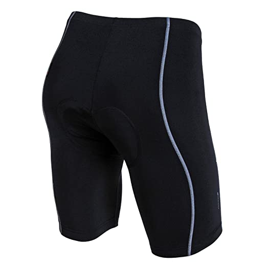4fdc88140 Nuckily Men  Summer Cycling Shorts 3D Anti Slip Padded Foam Cycling Elastic  Fit Bike Short Pants  Amazon.co.uk  Sports   Outdoors