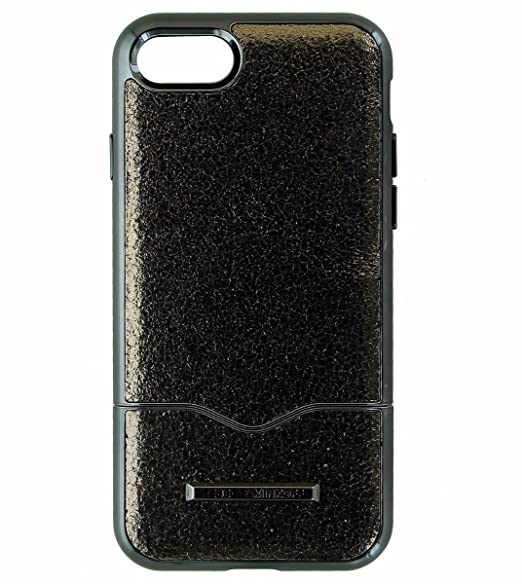 differently 87efd 02714 Amazon.com: Rebecca Minkoff Slide Case - Cracked Anthracite Leather ...