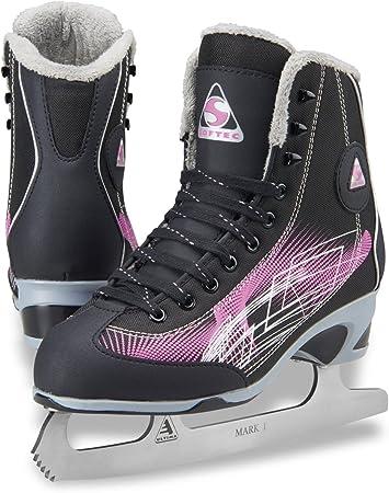 SKATE GURU Jackson Ultima Elite DJ5200 Figure Ice Skating Boots Strong Support Level 75