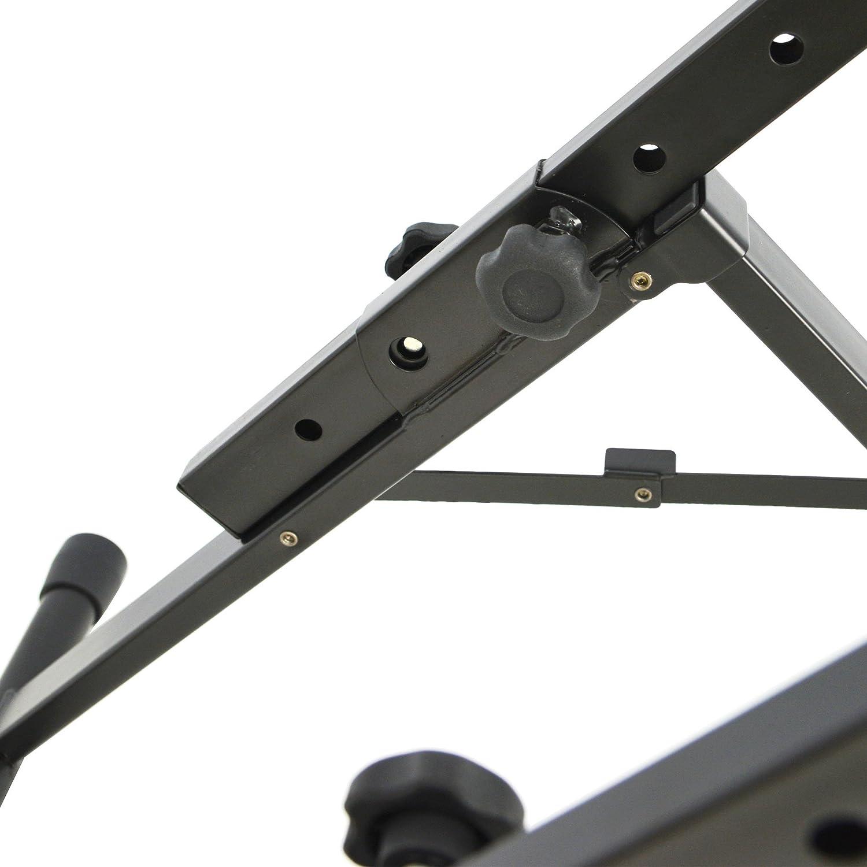 Rocket GAMS01 GAS-5 Support damplificateur//Moniteur Noir