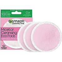 Garnier Skinactive Micellar Cleansing Eco Pads, 3 Count