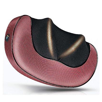 HT BEI Masajeador Cervical, Cuello Multifunción Cintura Cuerpo Almohada Eléctrica Hombro Columna Cuello Hogar Cojín