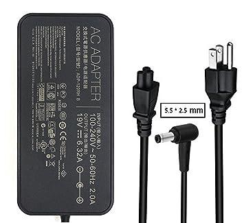 amazon com 19v 6 32a 120w ac adapter charger adp 120rh b pa 1121 28 rh amazon com