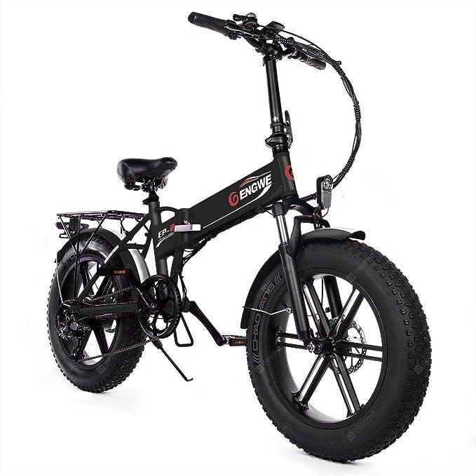 ENGWE EP-2 Versión Mejorada 500W Bicicleta eléctrica de neumático ...
