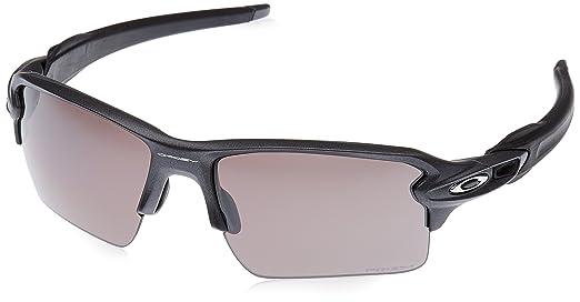 Oakley FLAK 2.0 XL OO9188 60 Cinza Lente Polarizada Cinza Prizm Tam ... 52bb155f2c31d