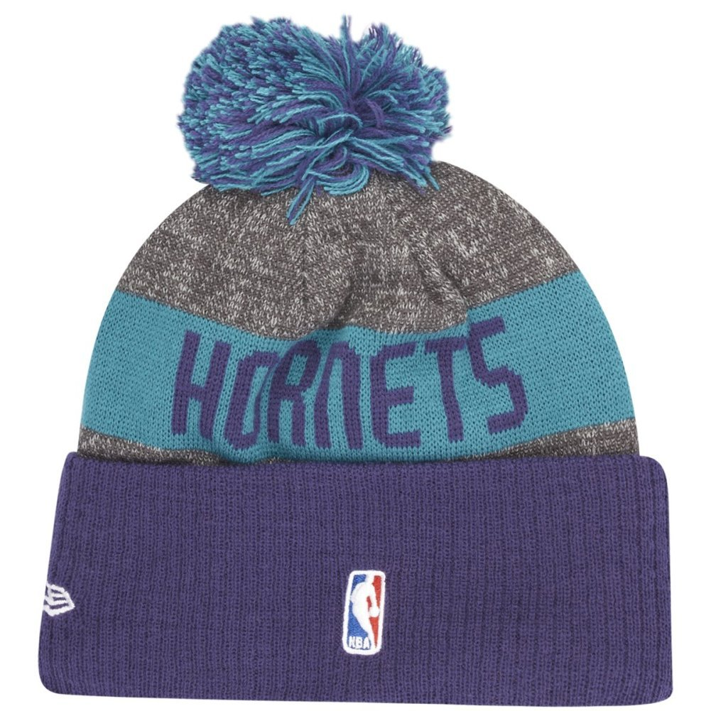 662f8c827e0681 New Era NBA TEAM Winter Beanie - Charlotte Hornets: Amazon.co.uk: Sports &  Outdoors