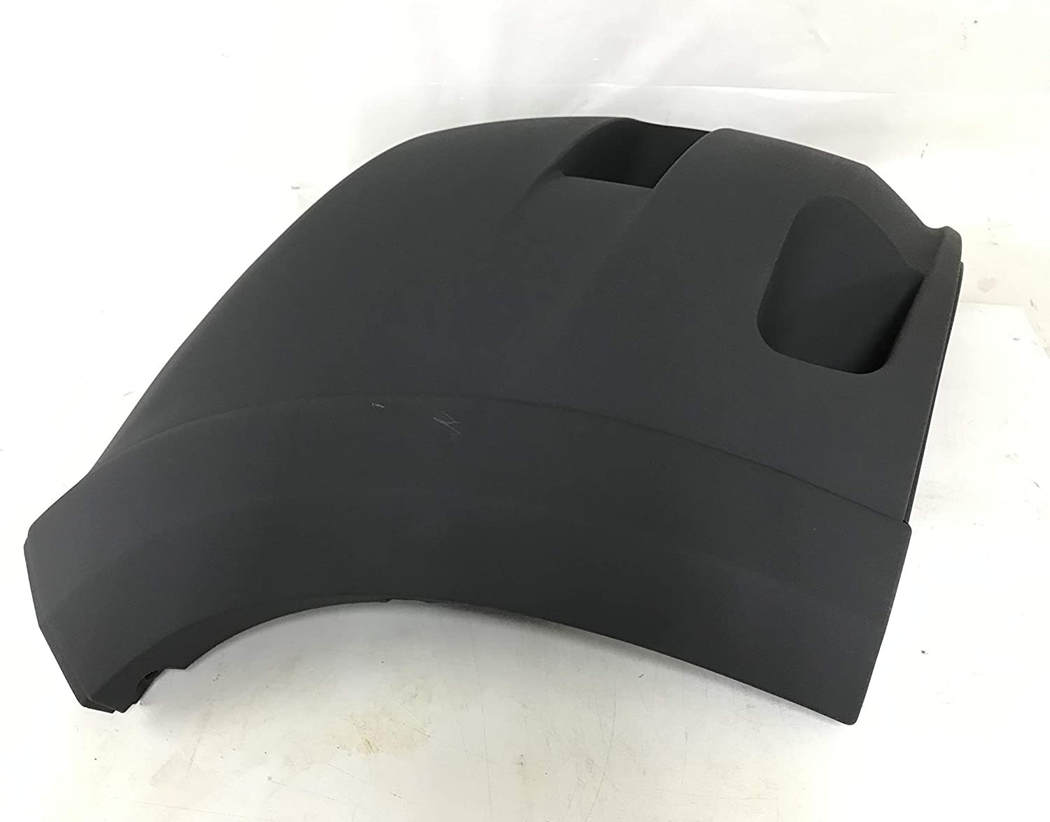 Texas-e-Parts Fits 2014 2015 2016 2017 2018 Ram Promaster Front Bumper Side End Cap Cover with Flare Right Passenger Side
