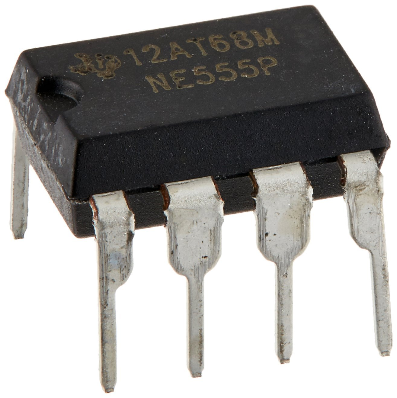 Texas Instruments Ne555p Single Precision Timer Pack Of 10 Amazon Said The Circuit A Flipflop Using 555 Is Shown Below Industrial Scientific
