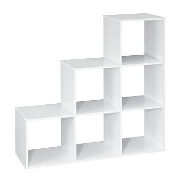 ClosetMaid (1043) Cubeicals Organizer, 3 2 1 Cube   White