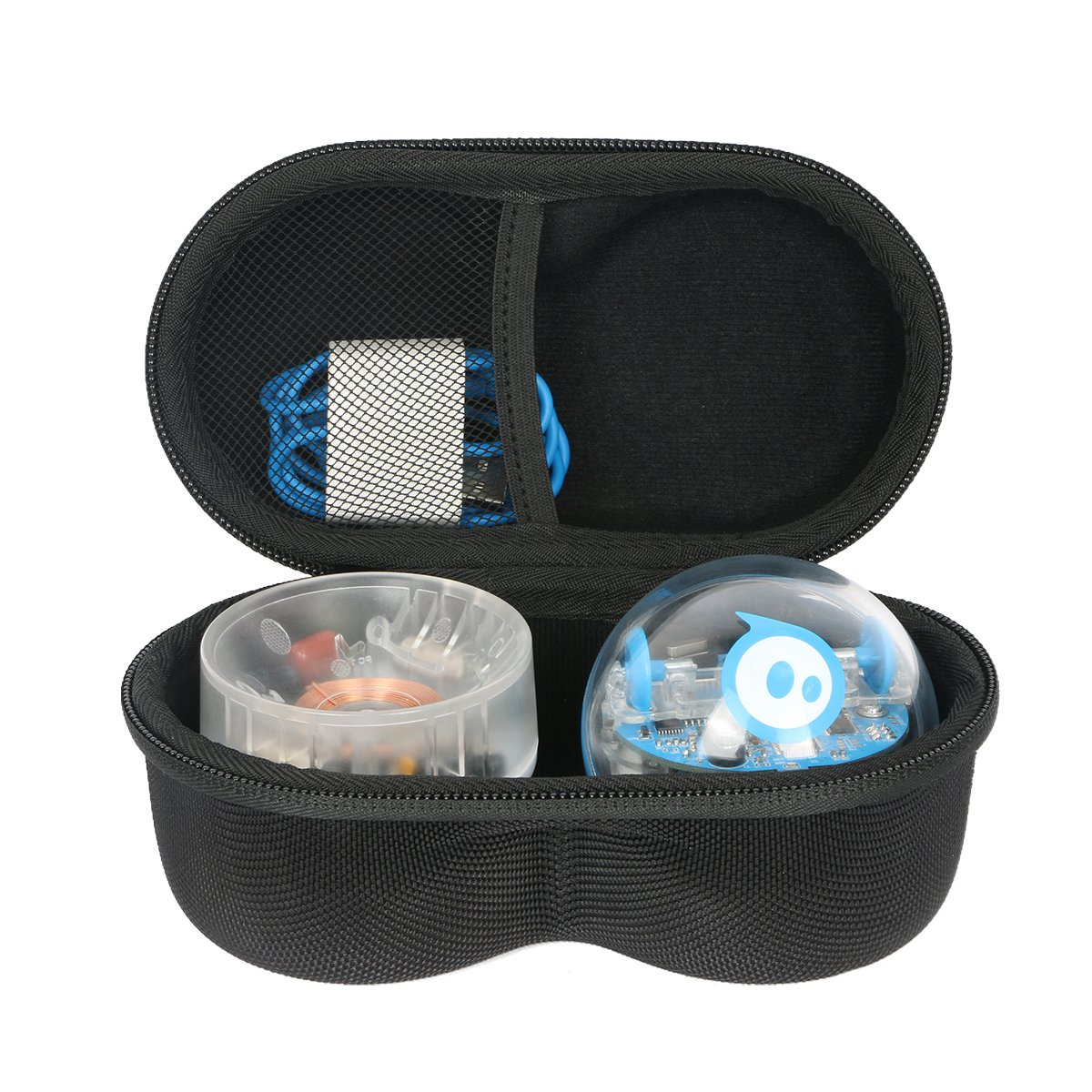 khanka Hard Travel Case for Sphero SPRK+ STEAM Educational Robot / Bolt App-Enabled Robot by khanka (Image #3)