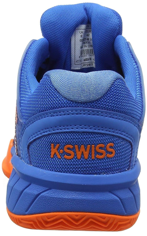 K-Swiss Performance Herren Hypercourt Express Hb Tennisschuhe Highrise schwarz Neon Neon Neon Blaze B07F255S4Q a7a9da