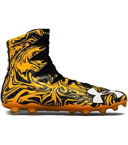 Amazon Com Under Armour Ua Highlight Lux Mc Black Steeltown Gold
