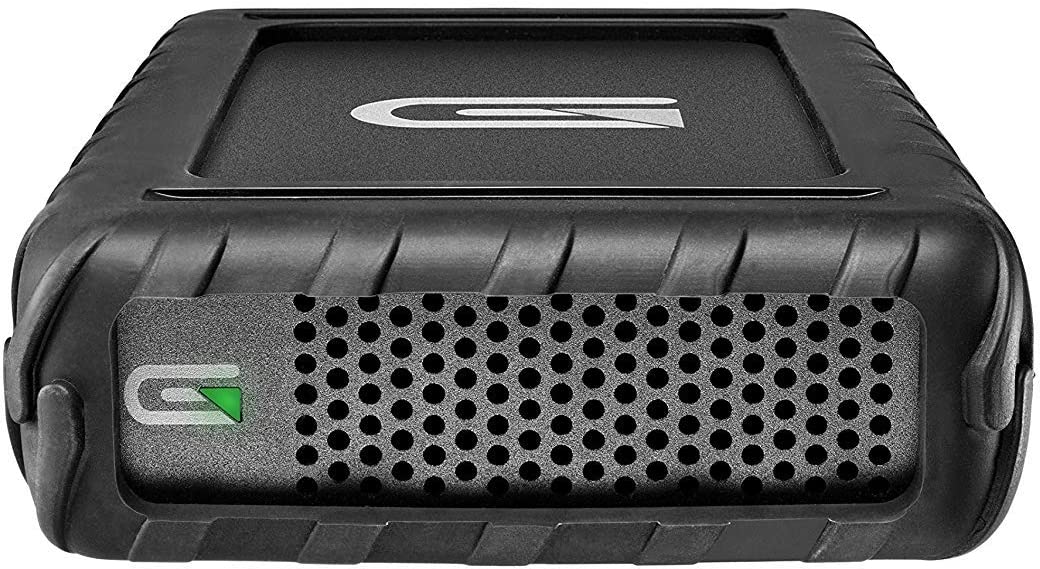 Glyph BlackBox Pro BBPR6000 6TB External Hard Drive 7200 RPM, USB-C (3.1,Gen2)
