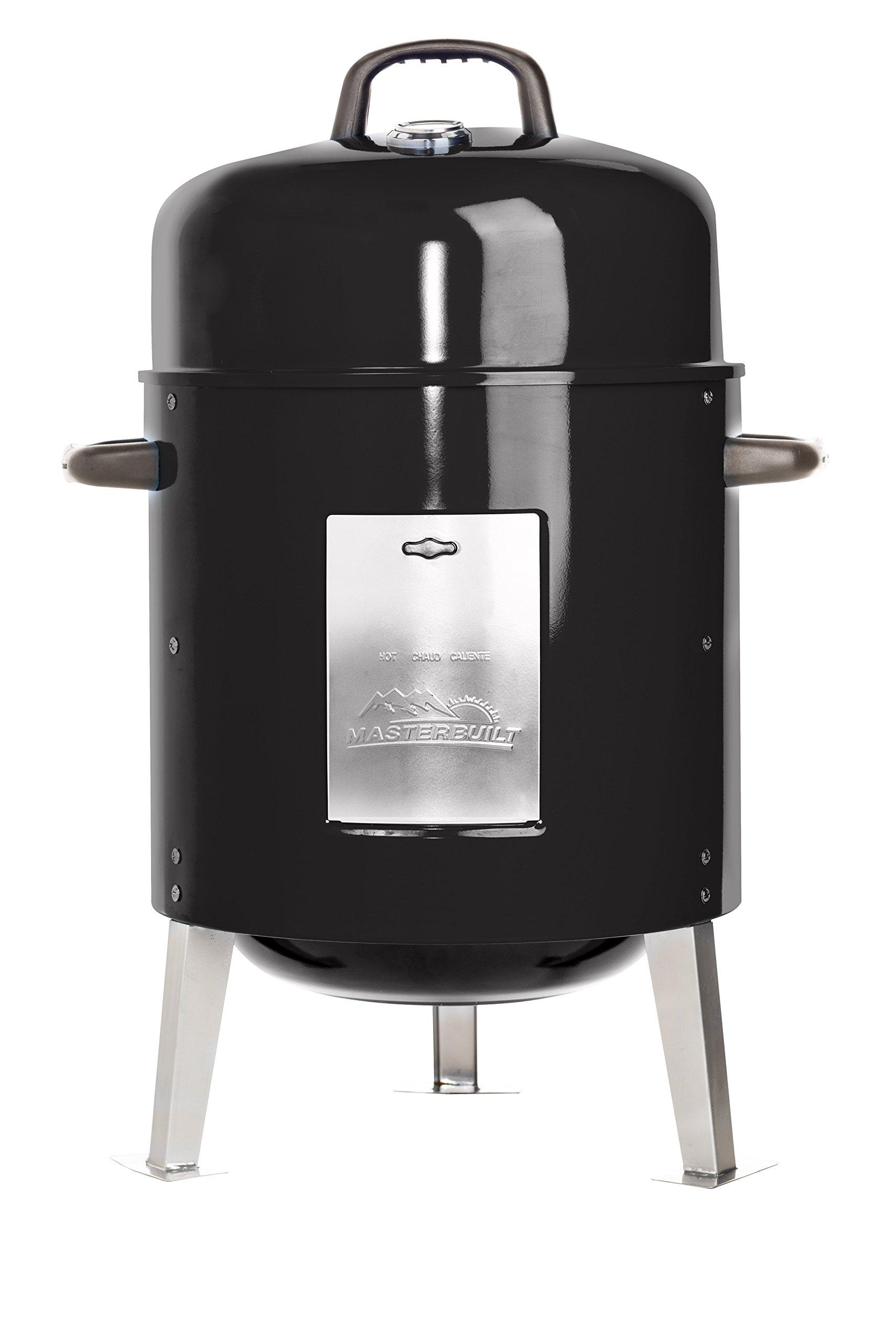 Masterbuilt 20060416 Charcoal Bullet Smoker by Masterbuilt