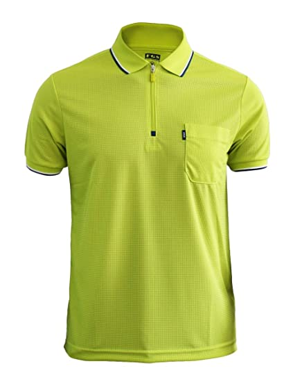 BCPOLO - Polo - Manga Larga - para hombre, Green, Small: Amazon.es ...