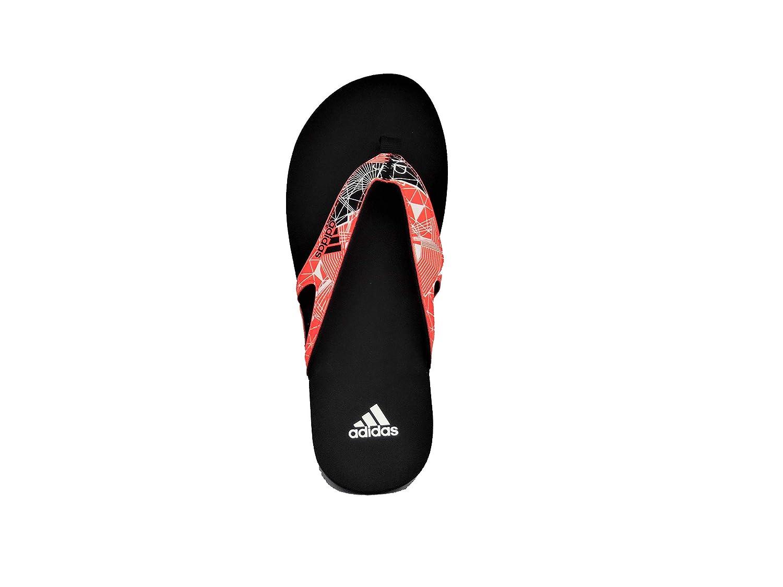 adidas Men's Calo 5 M Flip Flops-Blue/White, Size 10 B40442