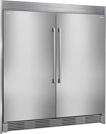 Marvelous Electrolux IQ Touch 32u0026quot; Built In All Refrigerator EI32AR80QS U0026 All  Freezer EI32AF80QS With Pictures