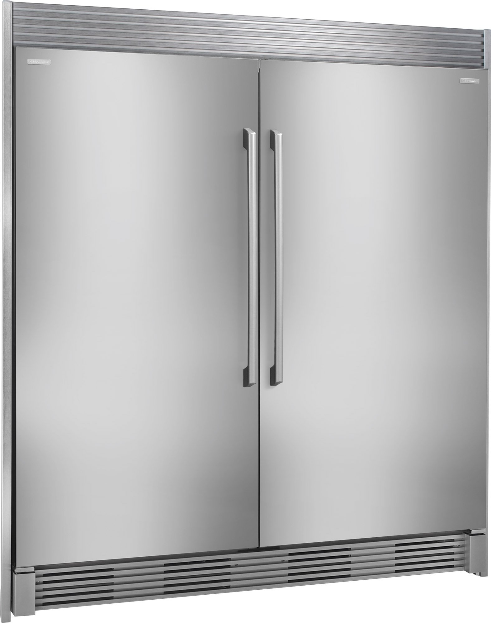 Electrolux IQ Touch 32'' Built-in All Refrigerator EI32AR80QS & All Freezer EI32AF80QS with TRIMKITSS2