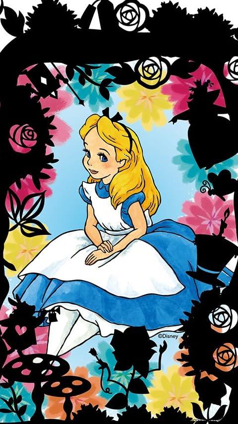 ディズニー 不思議の国のアリス Alice XFVGA(480×854)壁紙 画像71097 スマポ