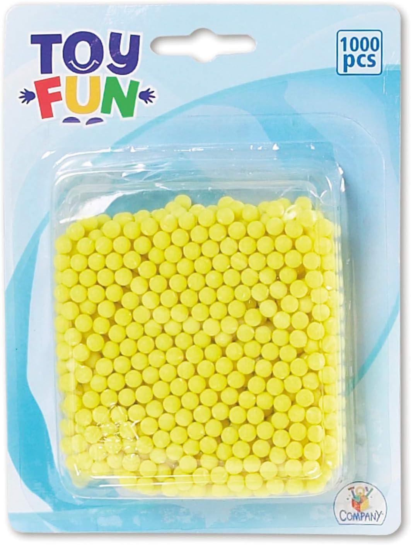 The Toy Company TROLL 16741 - Munición (balines) (1.000 piezas)