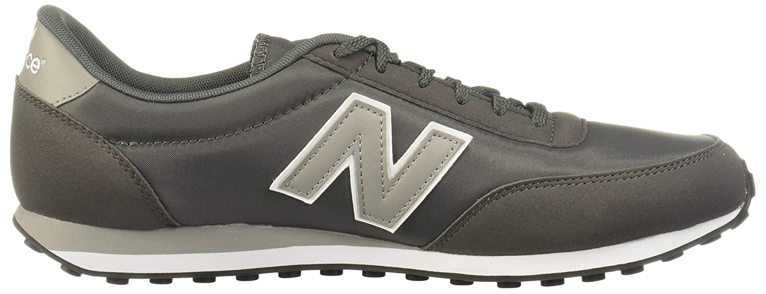Amazon.com | New Balance U410 Unisex Adult Low-Top Sneakers, Grey (Grey/Grey Ca), 11.5 UK (46 EU) | Fashion Sneakers