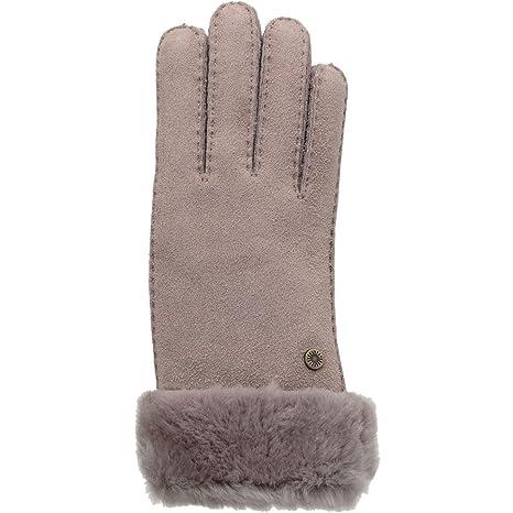 70bb7b028a6 UGG - Gloves TURN CUFF GLOVE stormy grey: Amazon.co.uk: Clothing