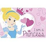 Home Disney Little Princess Tovaglietta in Polipropilene, Rosa