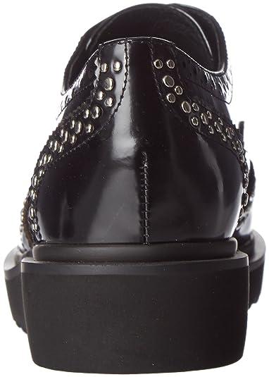 Atelier Mercadal Women's Lucky Brogue Black Size: 7.5 UK: Amazon.co.uk:  Shoes & Bags