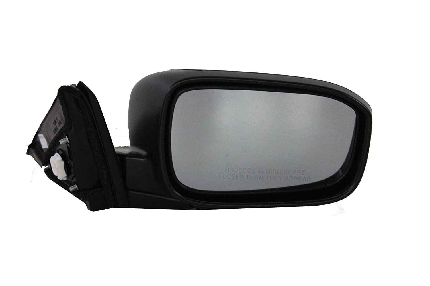Genuine Honda Parts 76200-SDN-A11ZF Honda Accord Right Side Carbon Gray Pearl Heated Door Mirror Assembly