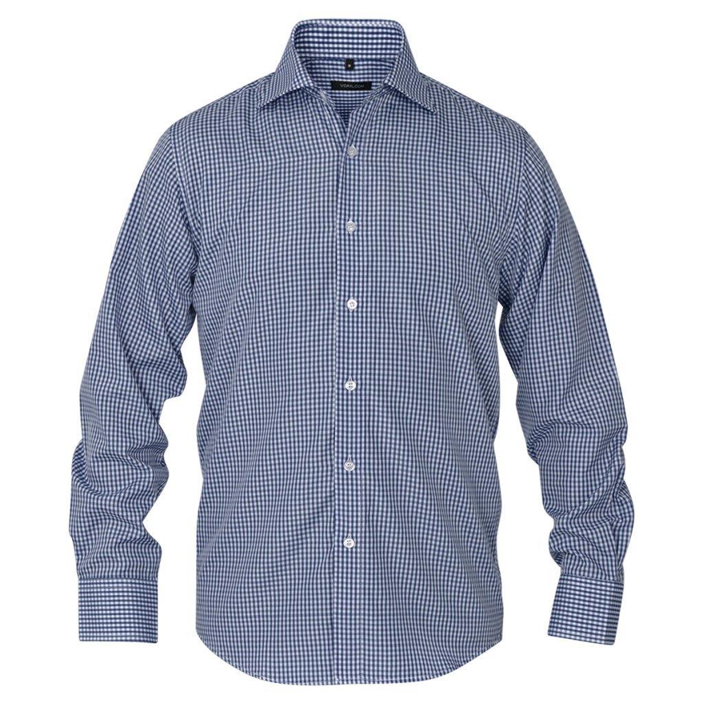 Festnight- Camisa para Hombre Cuadros S: Amazon.es: Hogar