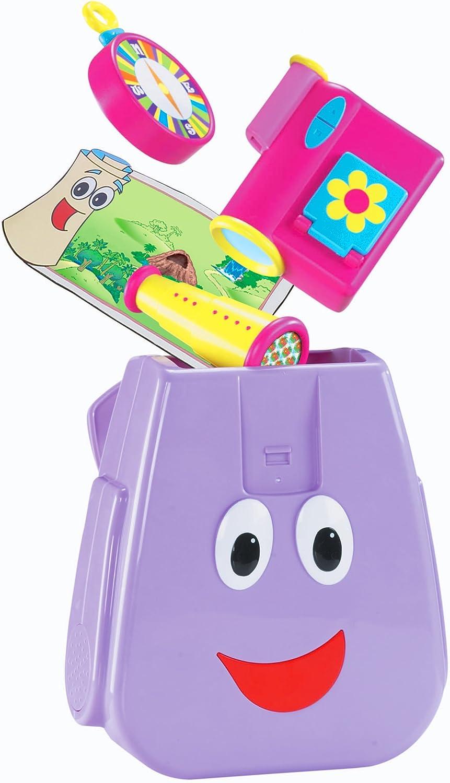 B00006SHRQ Fisher-Price Dora the Explorer My Talking Backpack 71pJYu7qnyL