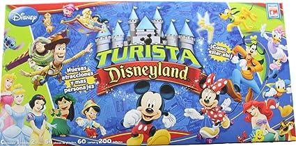 Turista Mundial Disneyland - Edición Especial - Juego de Mesa- Board Game - Fotorama