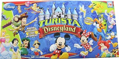 Amazon Com Turista Mundial Disneyland Edicion Especial Juego De