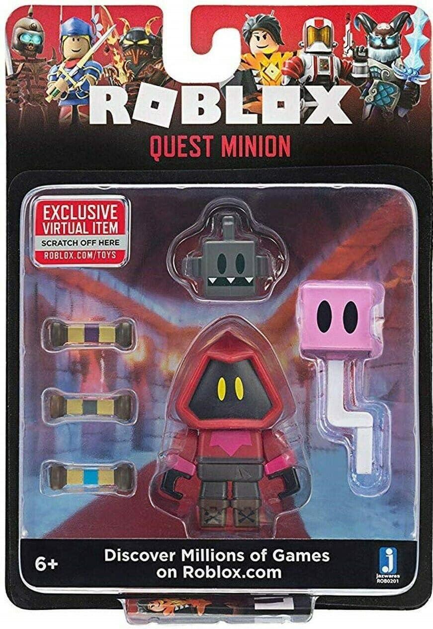 Roblox - Quest Minion: Amazon.es: Juguetes y juegos