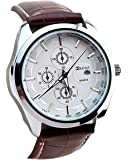 CCROSS Analogue Silver Dial Men's Watch - Ccrs-Wrst-Wtch