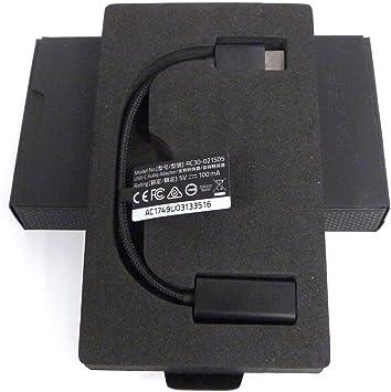 Razer - Adaptador de Audio USB C a Conector Jack DE 3,5 mm ...