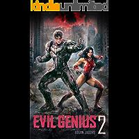Evil Genius 2: Becoming the Apex Supervillain book cover