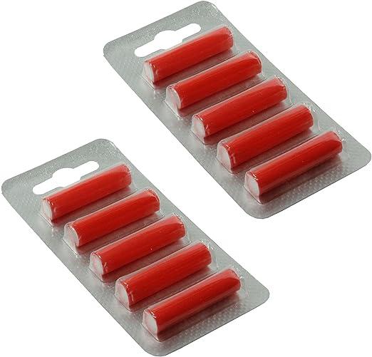 Spares2go - 10 Ambientadores en barra universales para la bolsa de ...