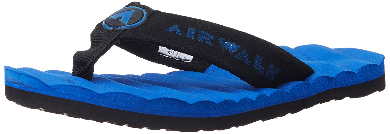 6a05c5c60e6a16 Airwalk Boy s Blue Flip-Flops and House Slippers - 1C UK  Buy Online at Low  Prices in India - Amazon.in