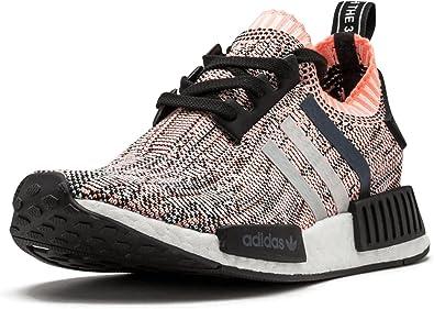 resistencia Tranquilizar Algún día  Adidas - Zapatilla baja de running NMD R1 Primeknit para mujer: ADIDAS:  Amazon.es: Zapatos y complementos