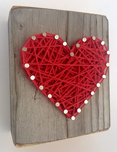 Image result for string art heart