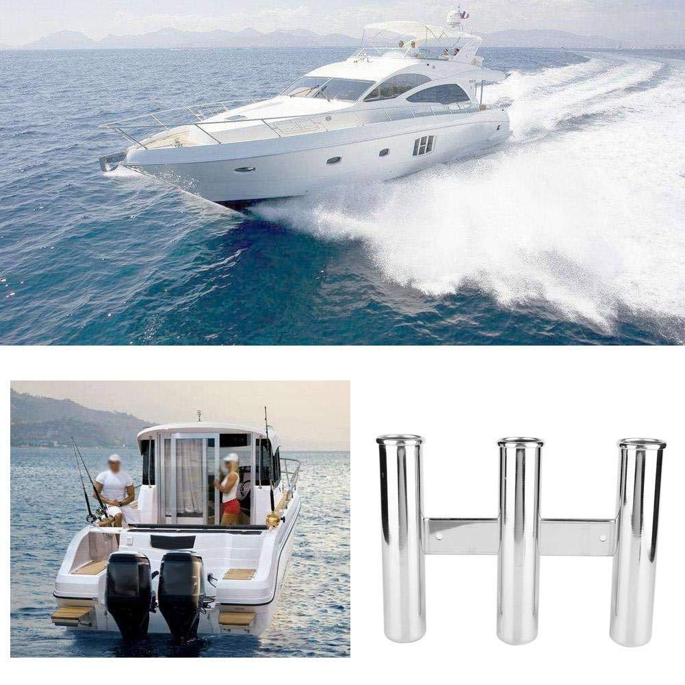 KIMISS Durable Barco marino Soporte con abrazadera Soporte de caña ...